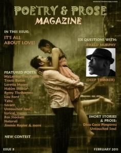 Poetry & Prose Magazine February 2011