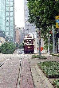 Trolley Car Rosie