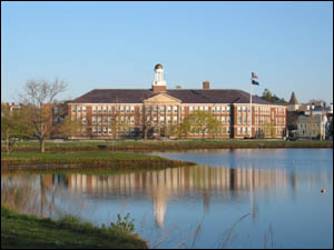 Portsmouth Junior High School, Portsmouth, NH