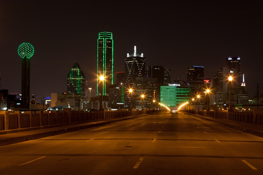 St Patrick's Day, Dallas, TX.