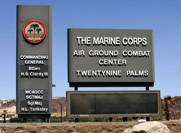 Twentynine Palms Marine Corps Air Ground Combat Center