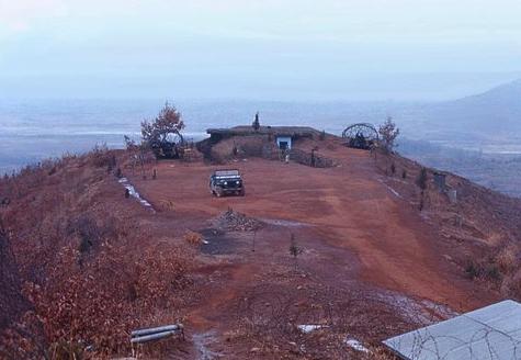 OP near Camp Casey South Korea