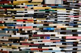 A_tower_of_used_books_-_8446