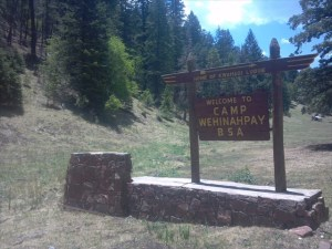 Camp Wehinahpay, New Mexico