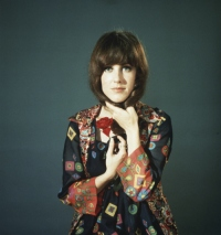 Grace Slick of Jefferson Airplane 1967