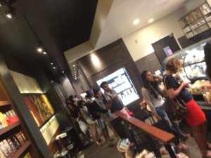 Starbucks Santa Monica CA